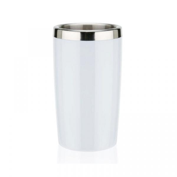 Kubełek izolowany do butelek XDDesign biały XD-P915.183