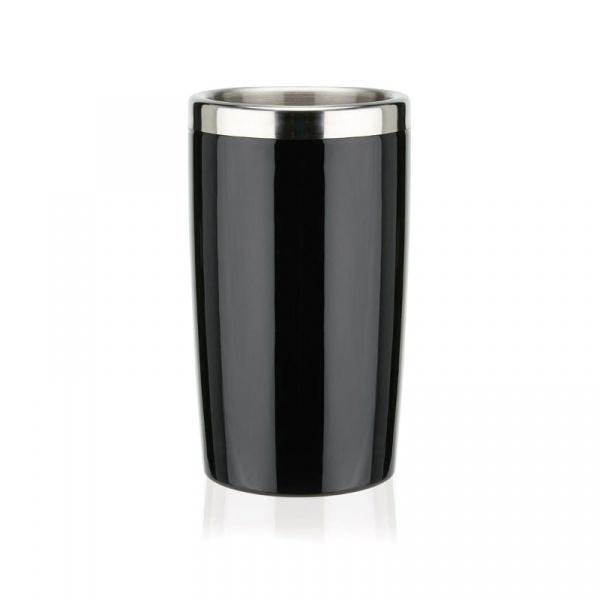 Kubełek izolowany do butelek XDDesign czarny XD-P915.181