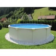 KWAD Basen ogrodowy Supreme, okrągły, 4,6 x 1,32 m