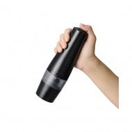 Kyocera Elektryczny ceramiczny młynek do przypraw Czarny