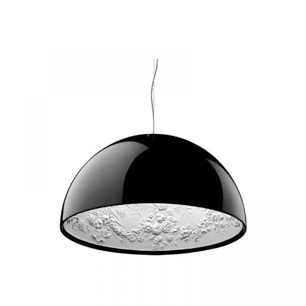 Lampa 60 cm King Bath Elegante czarna JX611D-60B