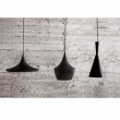 Lampa Bet Shade Tall King Bath czarna SY-JX-235PA
