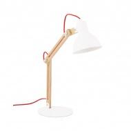 Lampa biurkowa Bot Kokoon Design biały