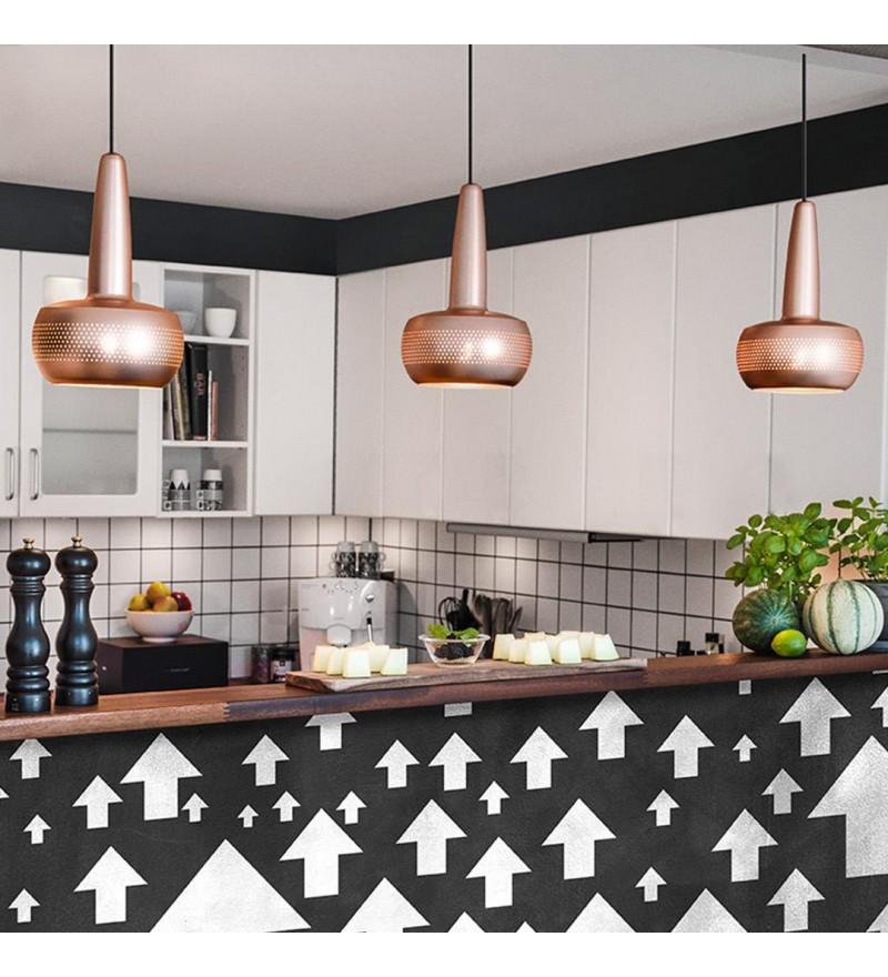 lampa clava copper vita copenhagen miedziana. Black Bedroom Furniture Sets. Home Design Ideas
