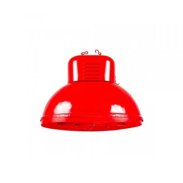 Lampa D2 Beczka połysk czerwona DK-64732