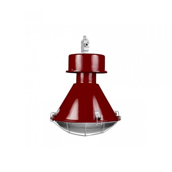 Lampa D2 Kwoka połysk bordowa DK-64797