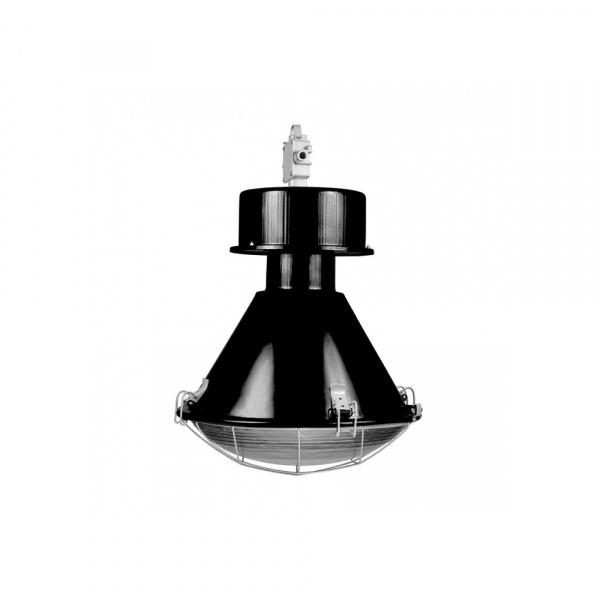 Lampa D2 Kwoka połysk czarna DK-64802
