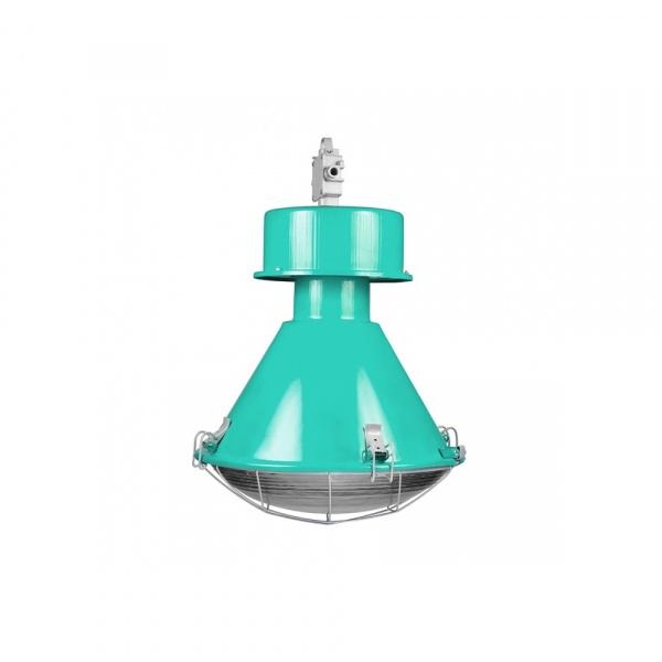 Lampa D2 Kwoka połysk turkusowa DK-64817