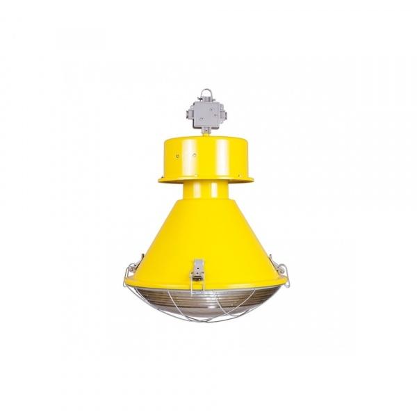Lampa D2 Kwoka połysk żółty DK-64837
