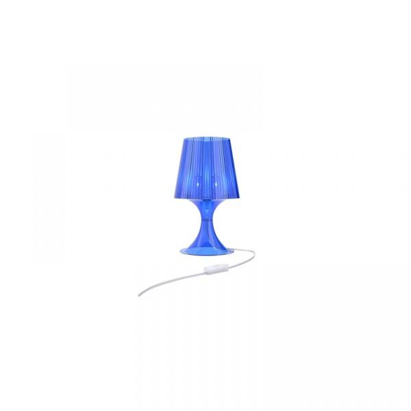 Lampa D2 Smart niebieski transparent DK-62031