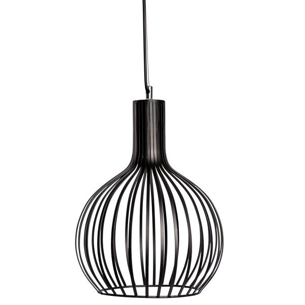 Lampa D2 wisząca Concept czarna DK-62665
