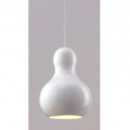 Lampa King Home Zucca 15 biała