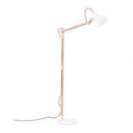 Lampa podłogowa Bot Kokoon Design biały