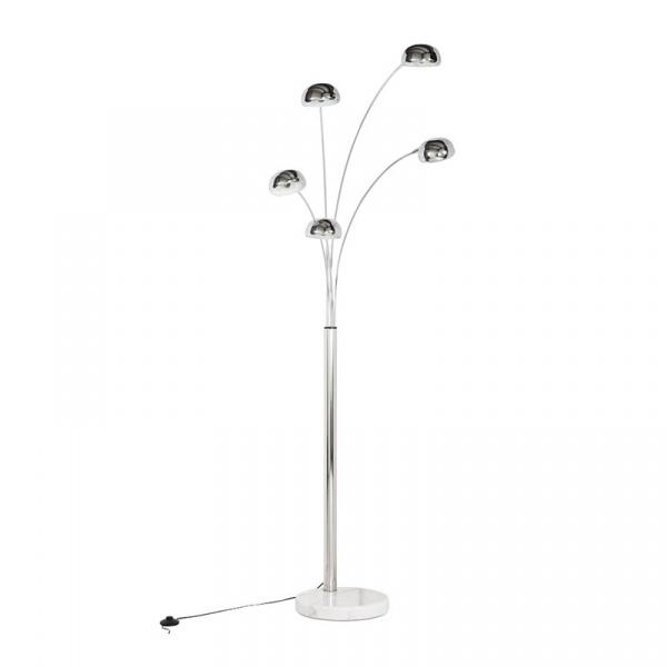 Lampa podłogowa Bush Kokoon Design chrom FL00100CH