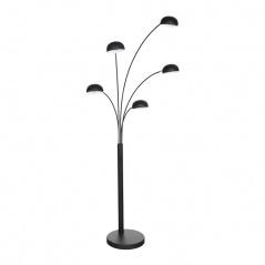 Lampa podłogowa Bush Kokoon Design czarny