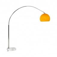 Lampa podłogowa Loft Small Kokoon Design pomarańczowy