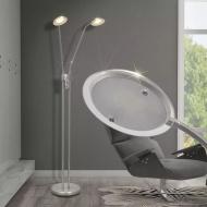 Lampa podłogowa przyciemniana LED 10 W