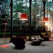 Lampa Rod inspirowana Twiggy czerwona 2200000003614