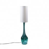 Lampa stołowa 90 Gie El turkusowy
