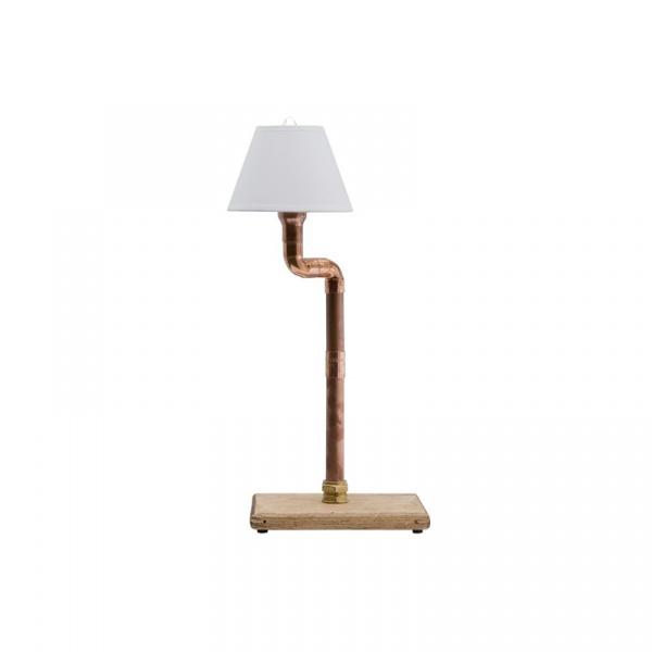 Lampa stołowa Copper Pipe Gie El Botanica miedź LGH0451