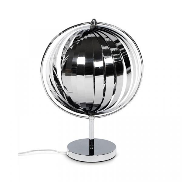Lampa stołowa Nina Small Kokoon Design chrom TL00070CH
