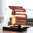 Lampa stołowa ręcznie robiona Bardarbunga Custom Woods CL-008