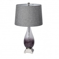 Lampa stołowa Rubio 74 cm Miloo Home Mulberry wielobarwny