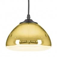 Lampa wisząca 15cm Step into design Victory Glow S złota