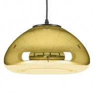 Lampa wisząca 30cm Step into design Victory Glow M złota