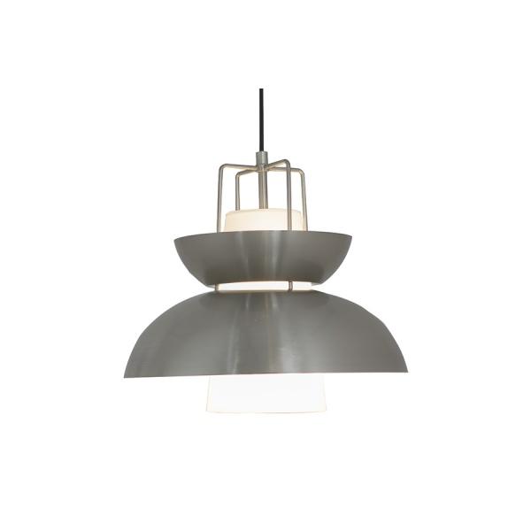 Lampa wisząca 32x36 cm ALTAVOLA DESIGN Scandinavian szara 5902249032536