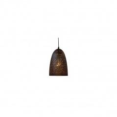 Lampa wisząca 36x20cm King Home Moonlight Tall brązowa