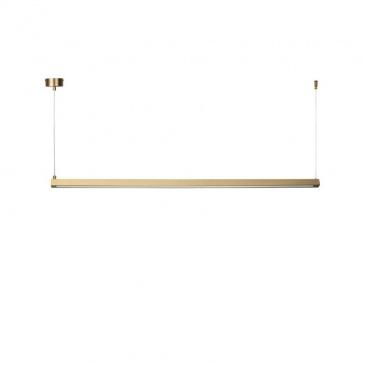 Lampa wisząca BEAM-100 LED złota