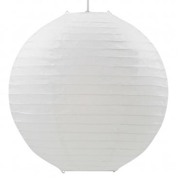 Lampa wisząca, biała, Ø45 cm, E27