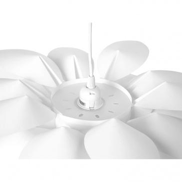 Lampa wisząca biała Pronuncia