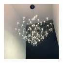 Lampa wisząca CONSTELATION 120 - LED, stal szczotkowana