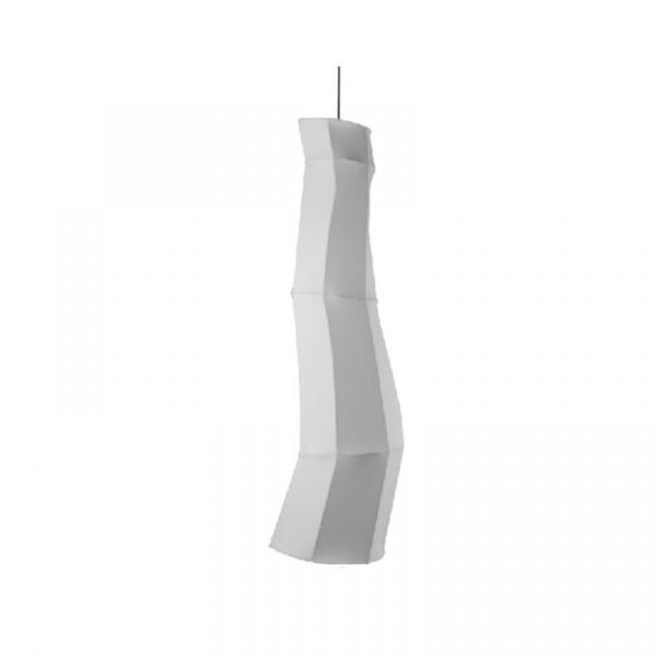 Lampa wisząca duża Fabric Gie El Botanica biały LGH0461