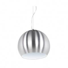 Lampa wisząca Jelly Kokoon Design srebrno-biały
