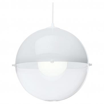 Lampa wisząca Koziol Orion biała