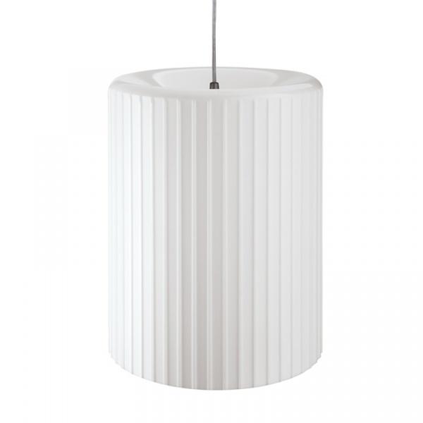 Lampa wisząca Koziol Roxanne biała  KZ-1944098