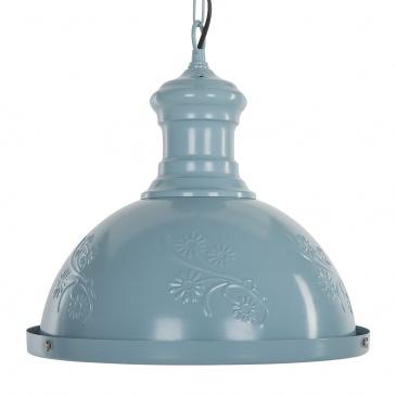 Lampa wisząca niebieska DIDESSA