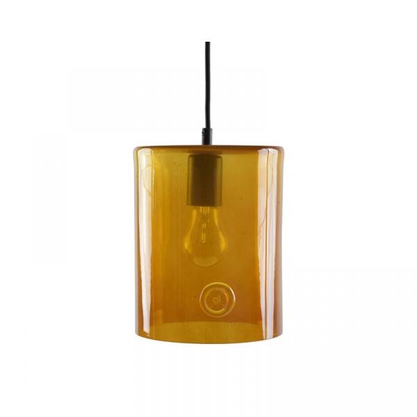 Lampa wisząca podłużna 18cm Gie El Botanica miodowy LGH0410