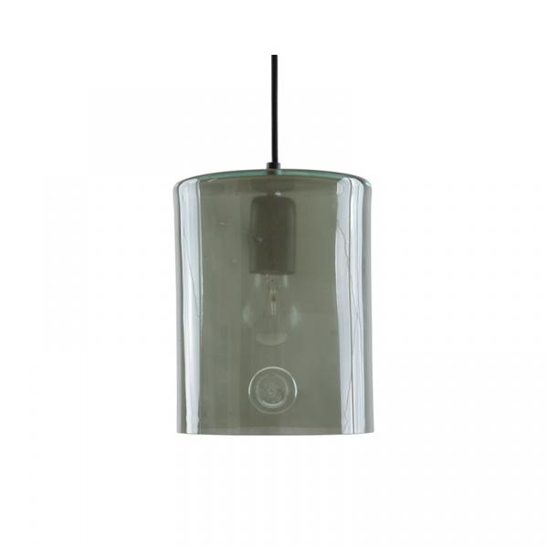 Lampa wisząca podłużna 18cm Gie El Botanica szary LGH0413