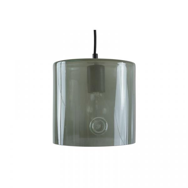 Lampa wisząca podłużna 20cm Gie El Botanica szary LGH0423