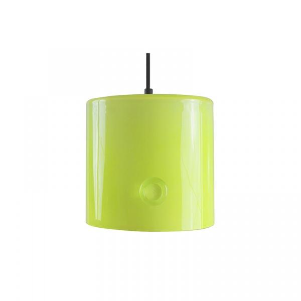 Lampa wisząca podłużna 20cm Gie El Botanica zielony LGH0421