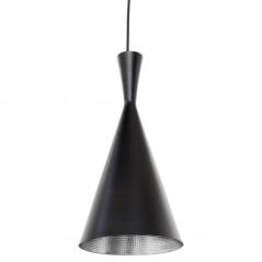 Lampa wisząca śr.18,5cm King Home Bet Shade Tall czarna