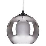 Lampa wisząca Step into design Mirror Glow srebrna