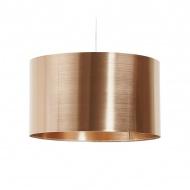 Lampa wisząca Tabora Kokoon Design miedź