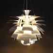 Lampa wisząca Trek HL00230SI