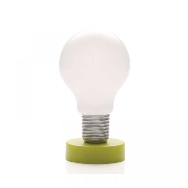 Lampka nocna XDDesign Push zielony XD-P513.967