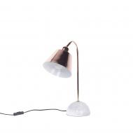 Lampka stołowa miedziana Montechiaro BLmeble
